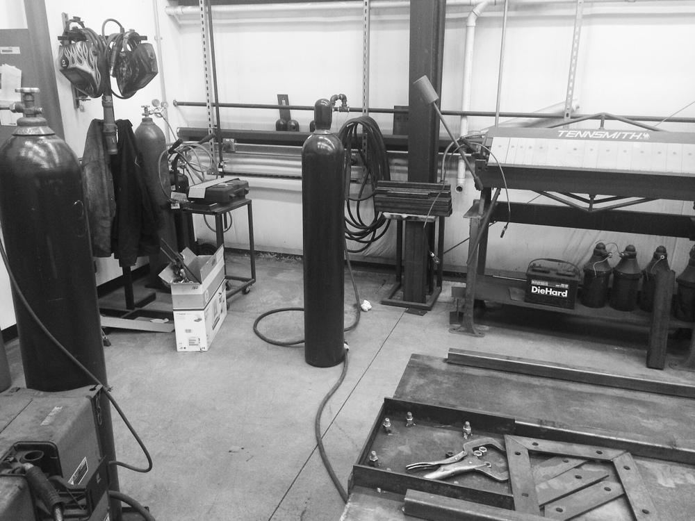 Mig Welding, Plasma Cutting & Metal Brake
