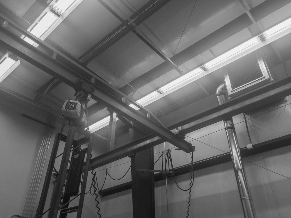 1 Ton Full Span Gantry Crane