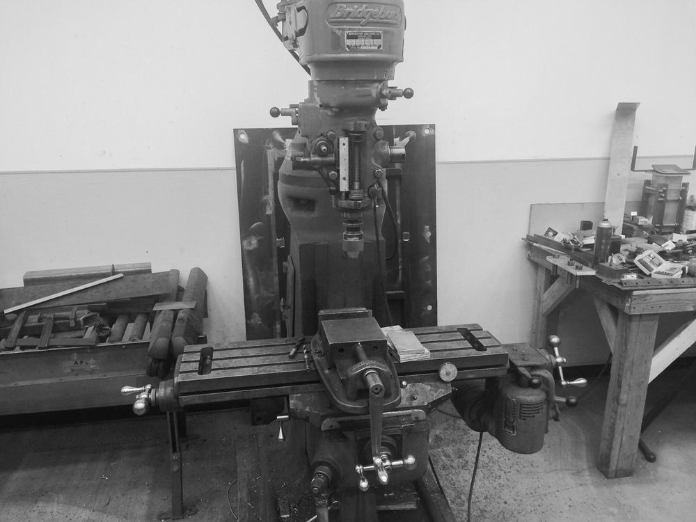Bridgeport Drill Press & Milling Machine