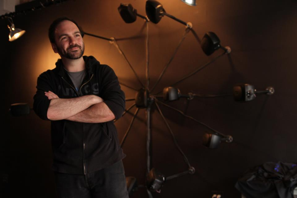 """I am a developer, designer, teacher and musician, but at the end of the day I call myself an Artist. Regardless of the title, I strive to create environments that foster empathy, curiosity, and introspection through the use of technology.""   http://music.ganucheau.com/"