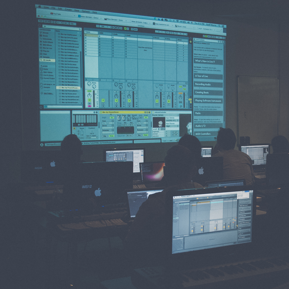 06. 20. 15 Advanced Ableton Live