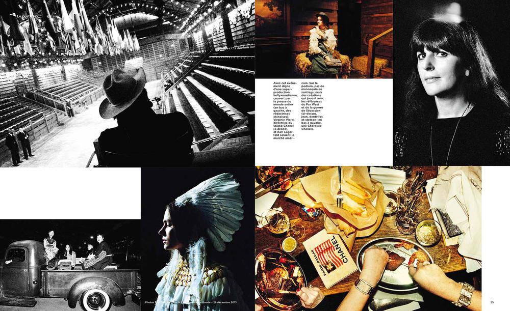 Chanel Paris-Dallas Métiers d'Art