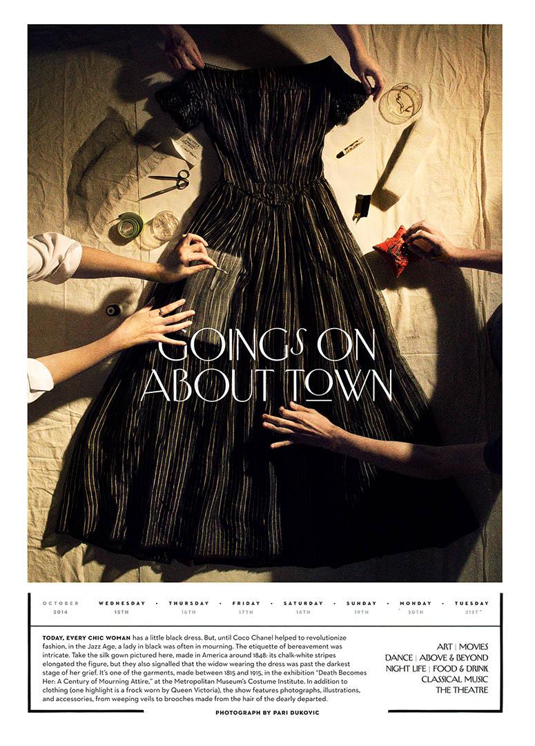 MET Mourning Dress