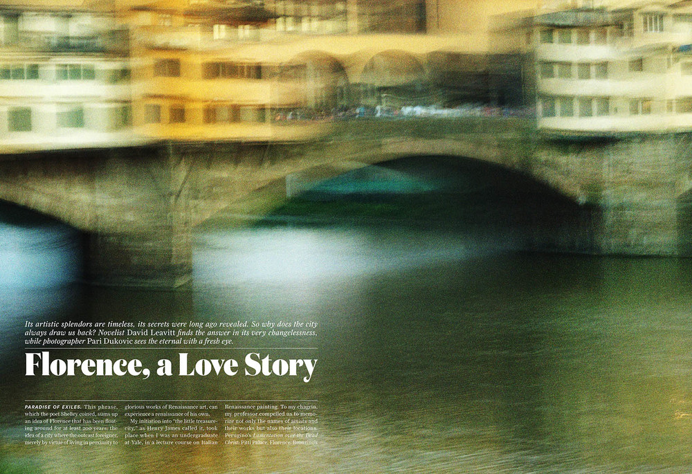 Florence, A Love Story
