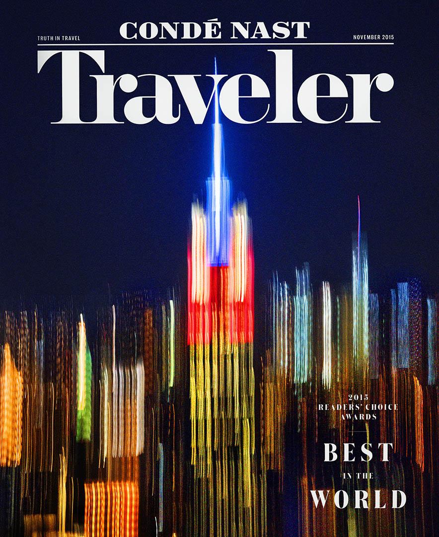 New York - Reader's Choice Award