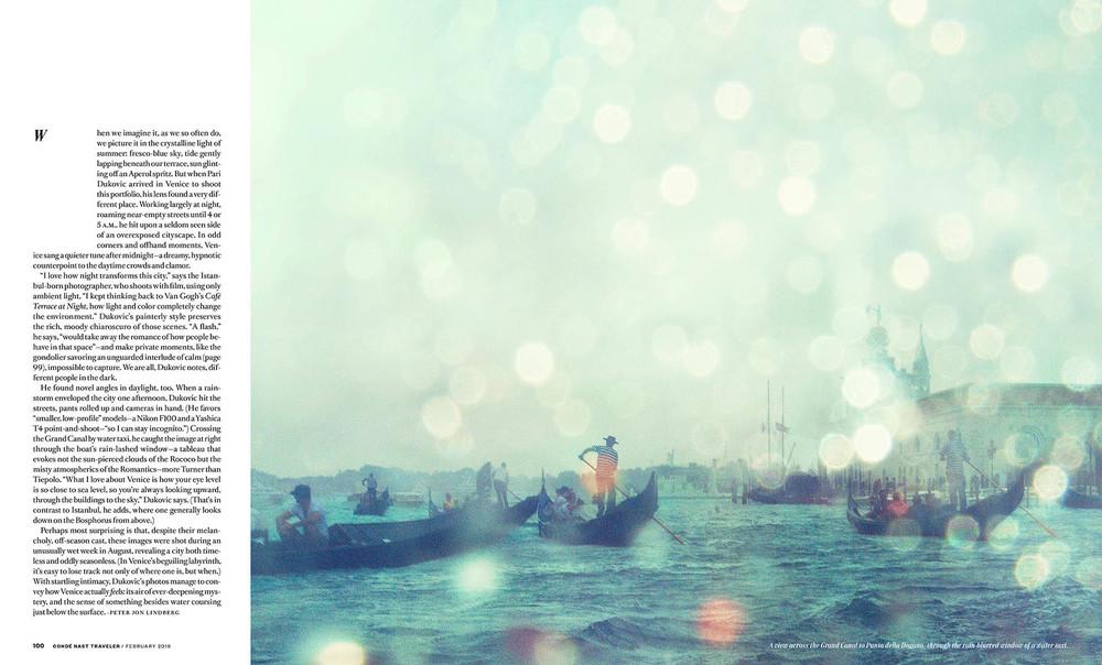 Venice - The Romance of Travel