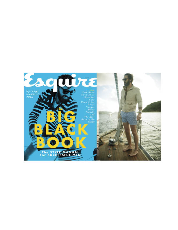 Esquire   Big Black Book