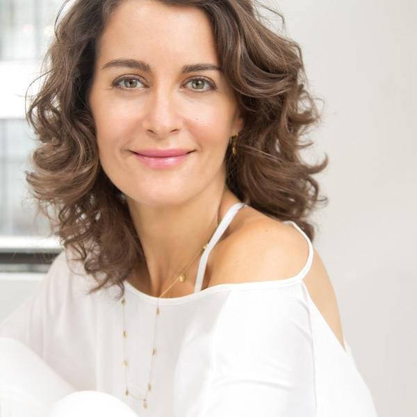 Elena Brower Yoga teacher, Author