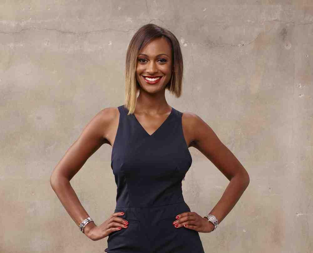 Lauren Maillian  Investor, TV personality (Oxygen)