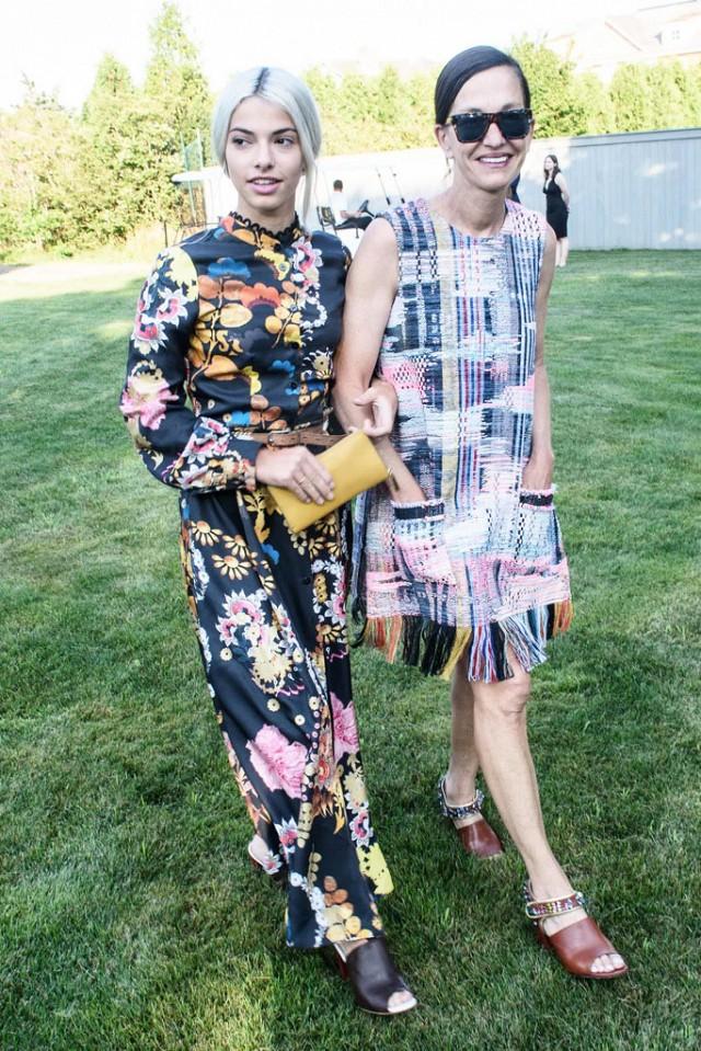 Cynthia Rowley + Kit Keenan Designer + Student
