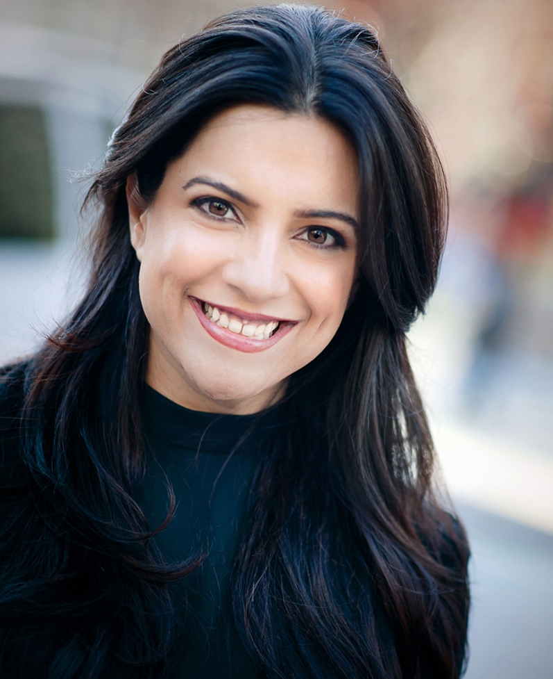 Reshma Saujani,  Founder, Girls Who Code