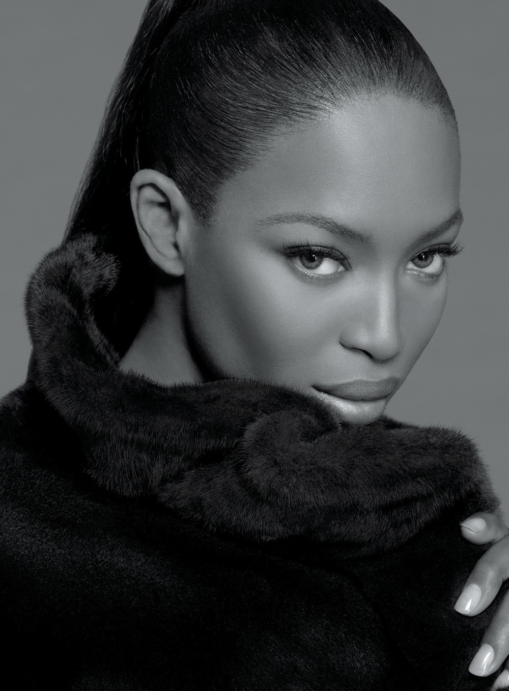 Naomi Campbell Model