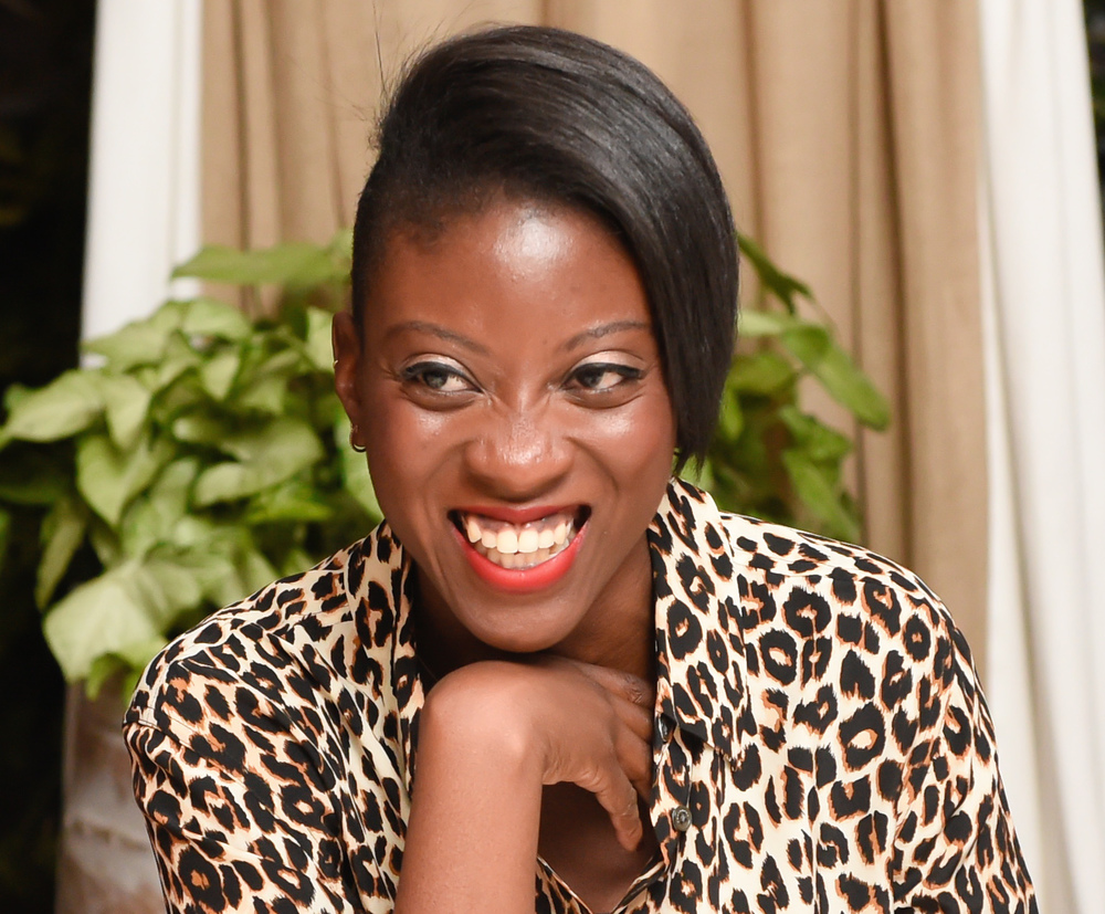 Nikki Ogunnaike  Senior Fashion Editor, ELLE.com