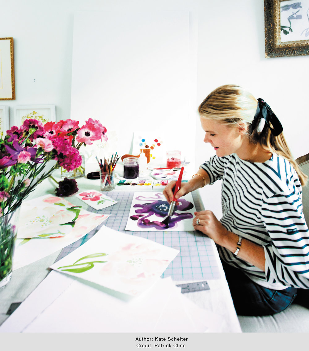 Kate Schelter, Illustrator