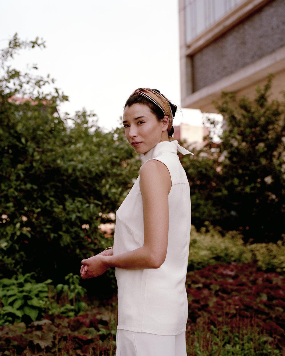 Copy of Lily Kwong, Landscape designer
