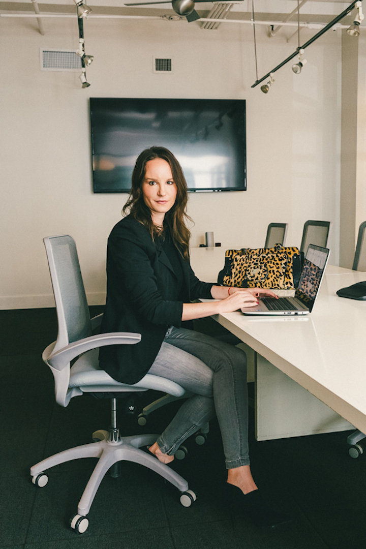 Copy of Mariah Chase, CEO, ELOQUII