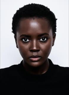 Philomena Kwao, Model