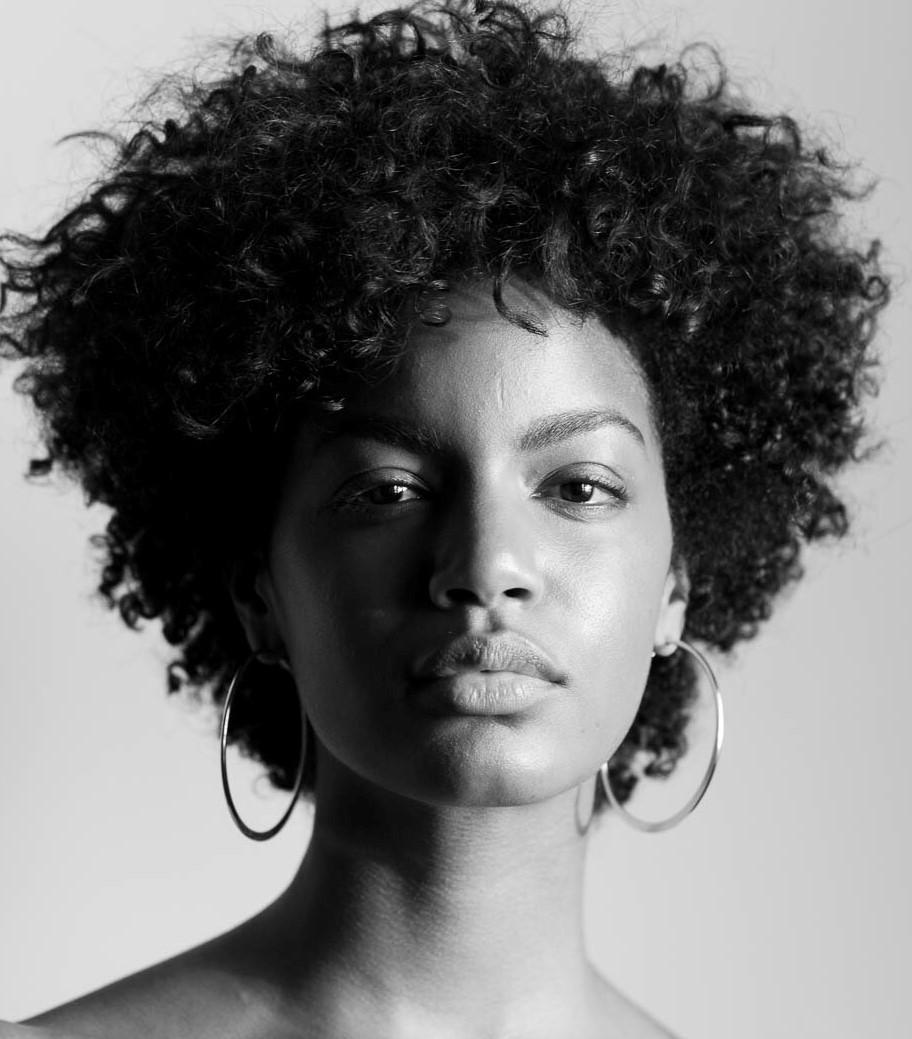 Copy of Ebonee Davis, Model and activist