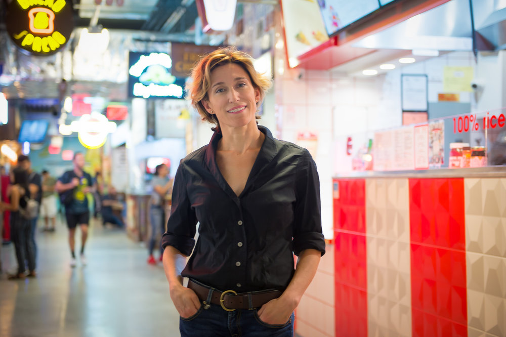 Anna Castellani, Founder and Owner, Forager's