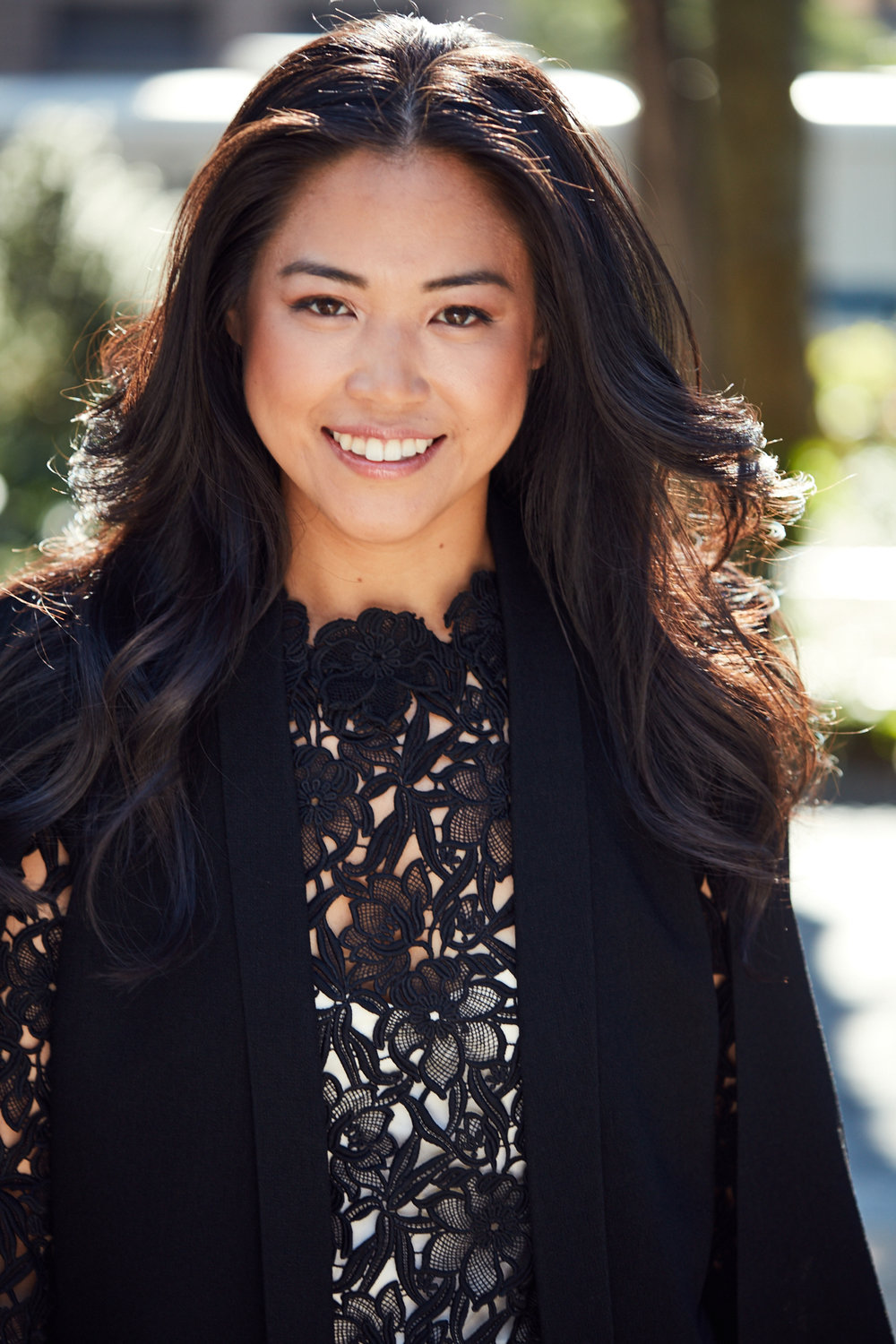 Lisa Sun, Founder, Project Gravitas