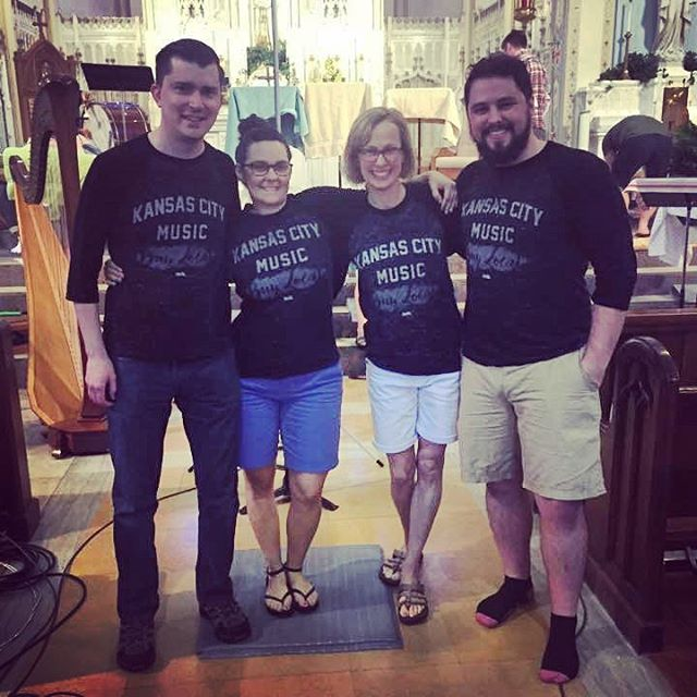 Kansas City Music: Buy Local (shirts and photo cried by @pixythill) #kccrecordingsesh #mcglynnforthewin #buylocal