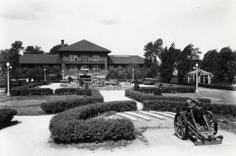 Independence Park, circa 1933