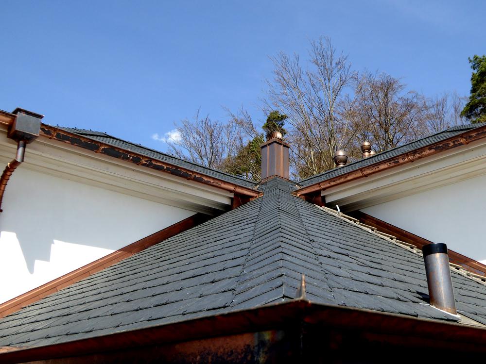 Gratdetail Dach