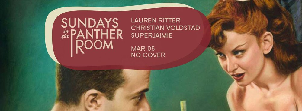 Lauren Ritter Christian Voldstad Output Robbie Lumpkin Promotions
