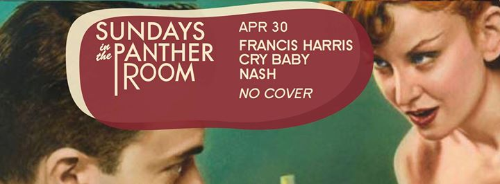 Francis Harris Cry Baby Output Robbie Lumpkin Promotions