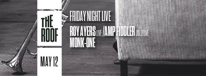 Roy Ayers Output Robbie Lumpkin Promotions