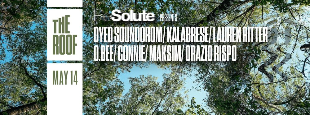 Dyed Soundrom Resolute Output Robbie Lumpkin Promotions