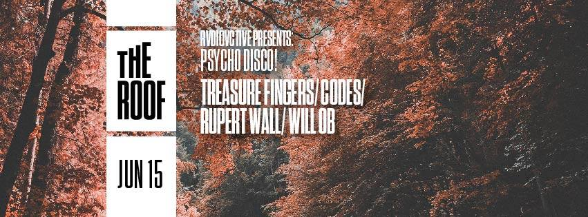 Treasure Fingers Output Robbie Lumpkin Promotions