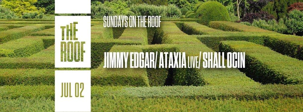Jimmy Edgar Output Robbie Lumpkin Promotions
