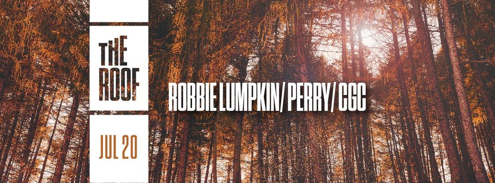 Perry CGC Output Robbie Lumpkin Promotions
