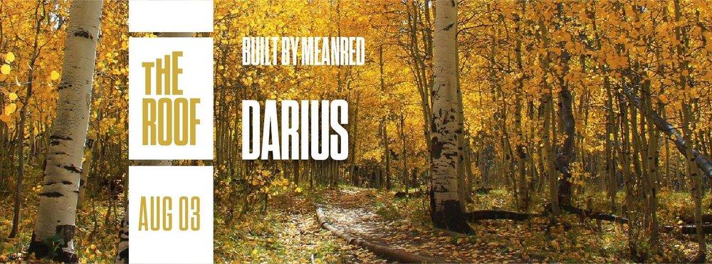 Darius Output Robbie Lumpkin Promotions