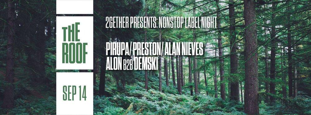 Pirupa Alan Nieves Output Robbie Lumpkin Promotions