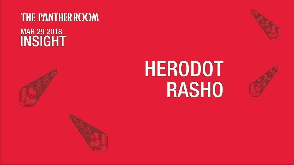 herodot Output Robbie Lumpkin Promotions