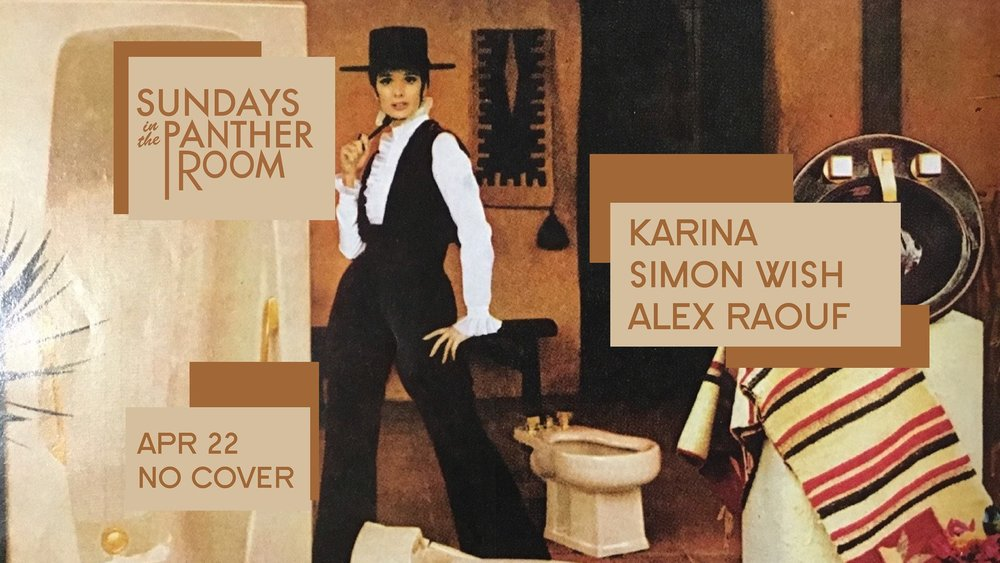karina simon wish alex raouf Output Club BK Robbie Lumpkin Promotions