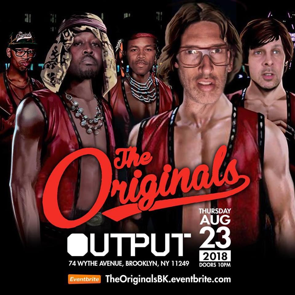 Output Club BK Robbie Lumpkin Promotions