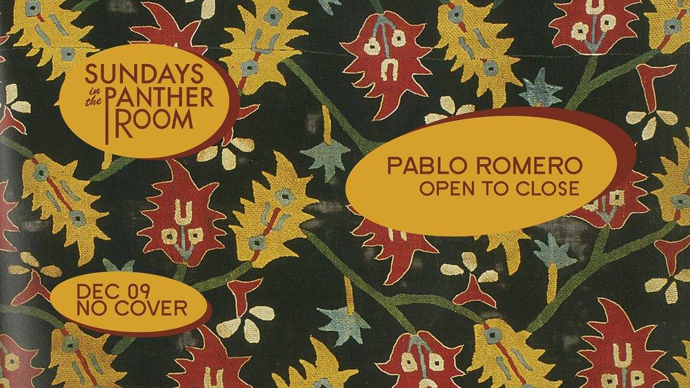 pablo romero Output Club BK Robbie Lumpkin Promotions