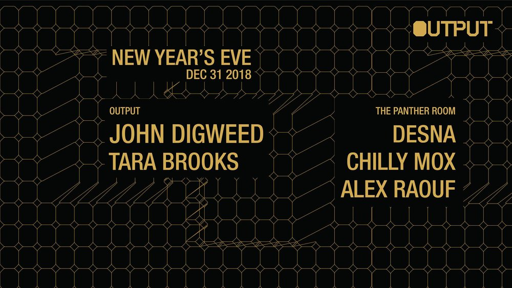 The last NYE party we'll ever have :(