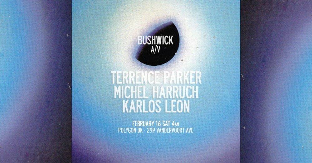 bushwick a/v winter garden polygon bk robbie lumpkin promotions terrence parker