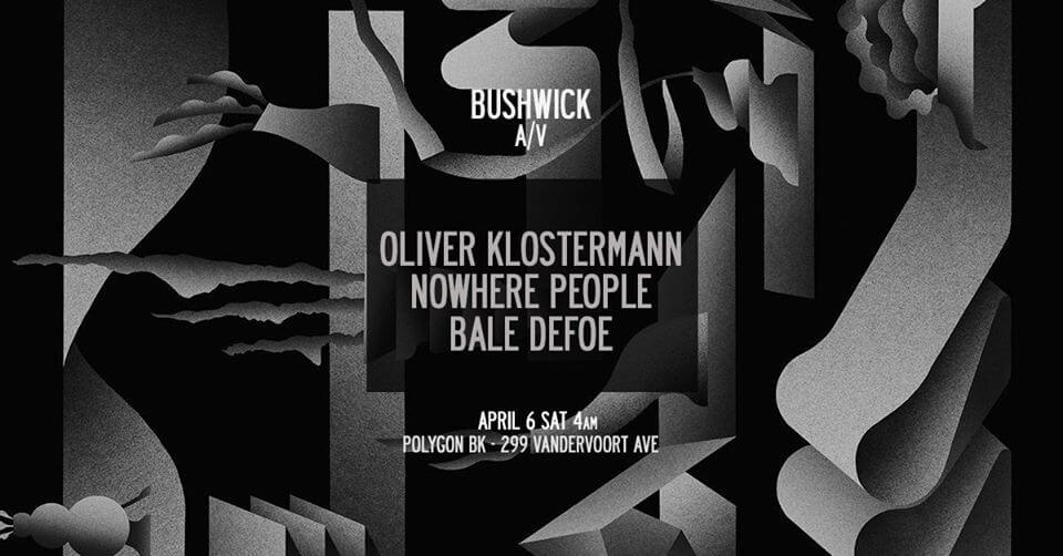 bushwick a/v winter garden polygon bk robbie lumpkin promotions