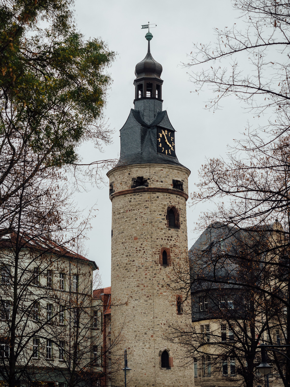 Tower in Halle