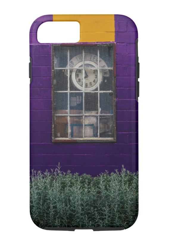 When the time went by iPhone 7 case