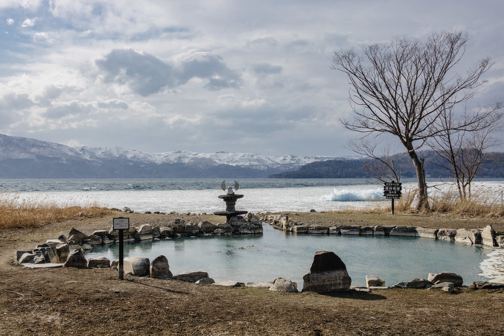 Ikenoyu Hot Springs