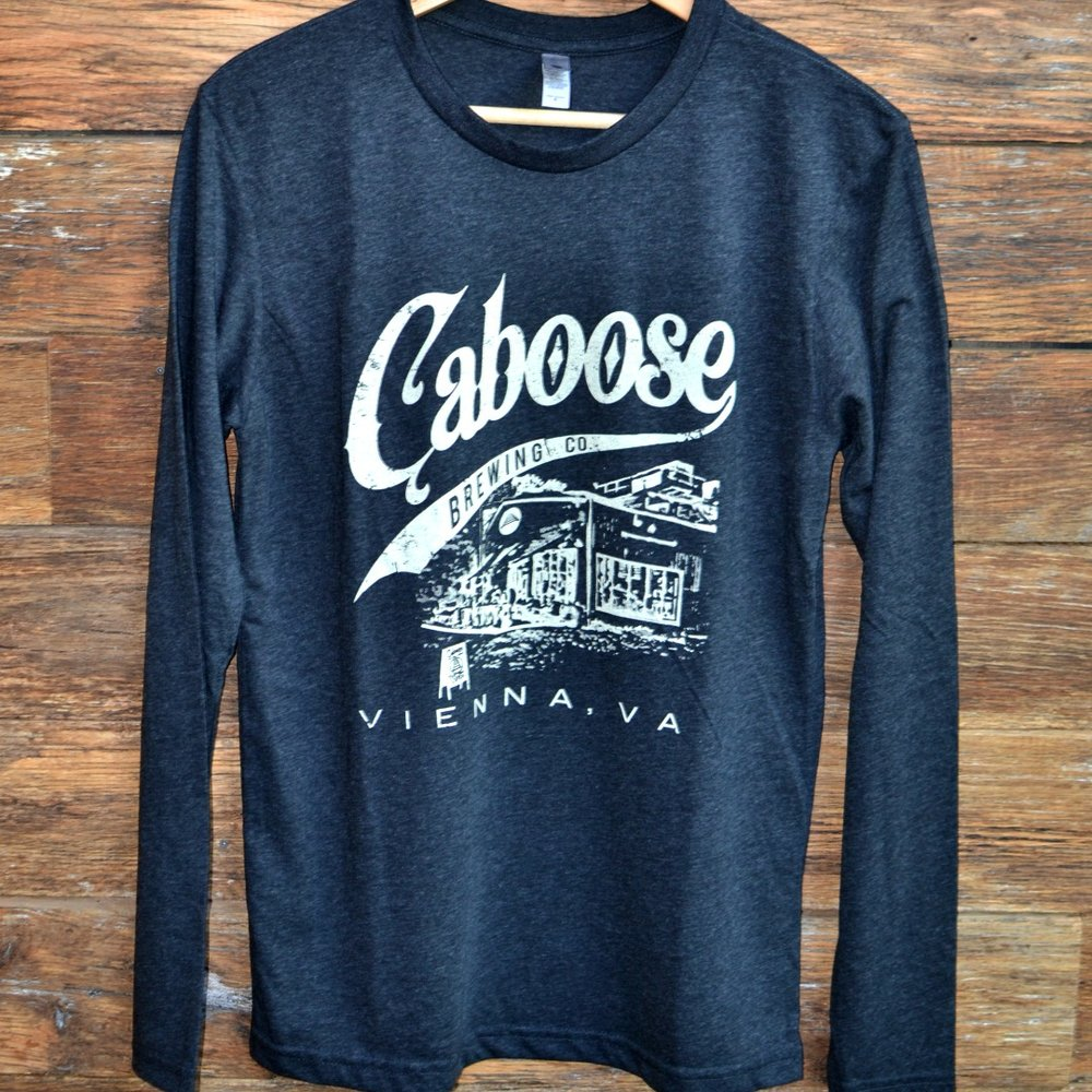 Caboose Long Sleeved T-Shirt $25