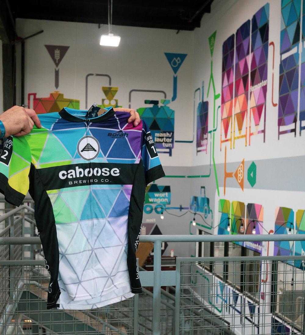Men's & Women's Bike Jerseys $90