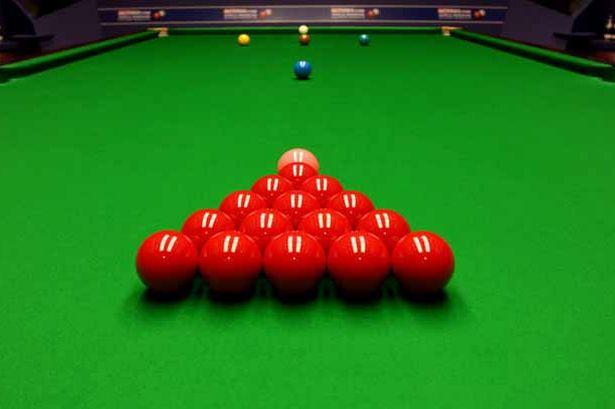 ITV4 - Live: World Grand Prix Snooker Semi-Finals
