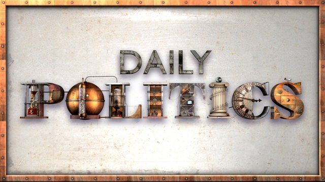 BBC2 - Daily Politics